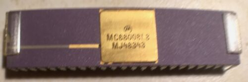 Motorola  MC68008L8 MC68008 68008 Microprocessor
