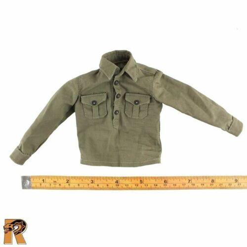 1//6 Scale-Royal Meilleure Action Figures Johann Alber Wehrmacht-chemise Verte