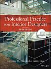 Professional Practice for Interior Designers by Christine M. Piotrowski (Hardback, 2013)