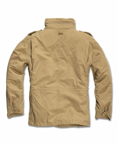 Uomo M Brandit Giacca Parka Camel 1 65 Jacket Giubbotto 2 Giant In Militare ExpwHq