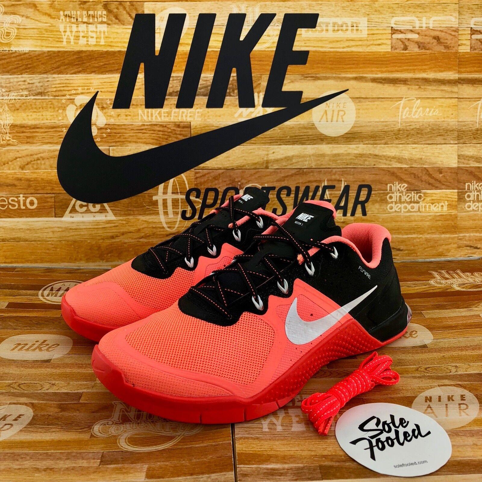 Nike WMNS Metcon 2 - 821913-800 US 9 EU 40.5 Crossfit Training Fitness Turnschuhe 4     |  | Hohe Qualität und geringer Aufwand  | Garantiere Qualität und Quantität