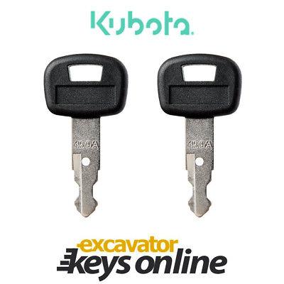Kubota key 459A for digger//excavator// plant machinery