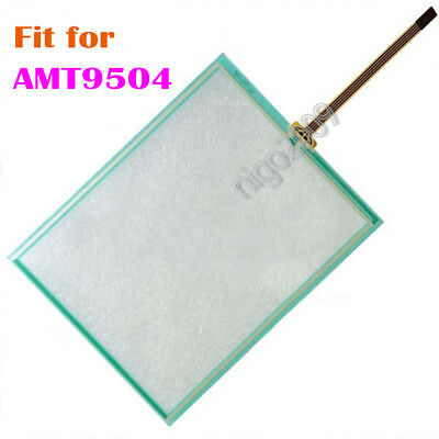 New for AMT9504  AMT 9504  Touch Screen Glass Touch Panel 180 days Warranty