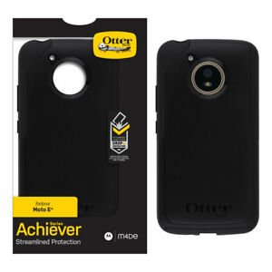 the latest 2f4df 20919 Details about OtterBox Achiever Series Dual Layer Case for Motorola Moto E4  - Black