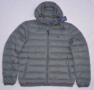 5b9c066a5552 New XLT XL TALL POLO RALPH LAUREN Mens packable puffer down jacket ...