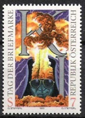Österreich Nr.2289 ** Tag D.briefmarke 1999, Postfrisch Harmonische Farben