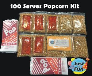 100-Serves-Popcorn-Starter-Kit-Popcorn-Salt-Small-Bags-Popcorn-Oil-Popcorn