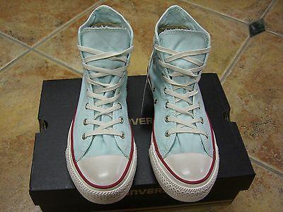 Converse Chucks All Star Gr. 36 HI WASHED FOAM 142630C Mint Used Optik NEU TOP | eBay