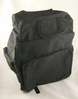 Deluxe Soft Carrying Backpack Case With 13 Trays (bd91-r)