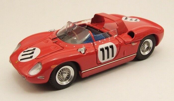 Ferrari 1959 Scarfiotti 1 43 Artmodel