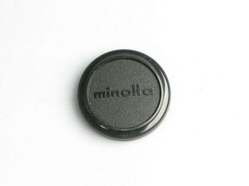 Original vintage Minolta Ø 57 mm objetivamente tapa aufsteck-usado