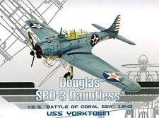 Hobby Master Douglas SBD-2/3 Dauntless ( Pack HA0111 + HA0112 )