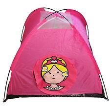 Tent Kids Play Childrens Outdoor Beach Sun Indoor Garden Girls Princess