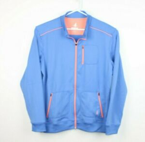 Johnnie-O-Prep-Formance-Full-Zip-Premium-Jacket-Size-Men-039-s-XL
