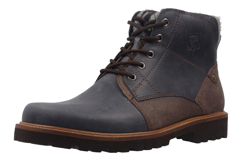 MANZ - Herren Boots - Blau Schuhe in Übergrößen Übergrößen Übergrößen 684bb8