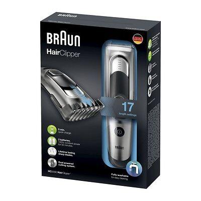 Braun HairClipper HC5090 Haarschneider