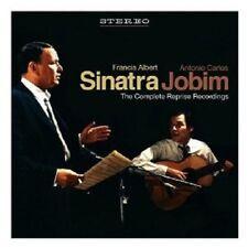 "FRANK SINATRA ""SINATRA/JOBIM THE COMPLETE..."" CD NEU"