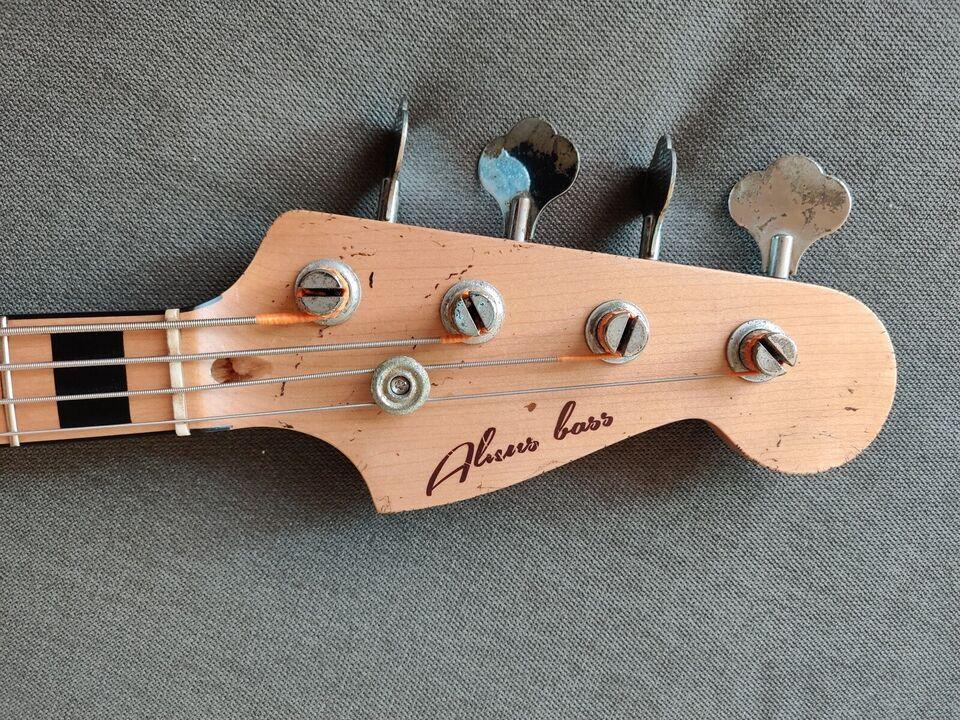 Elbas, andet mærke Alnus Bass