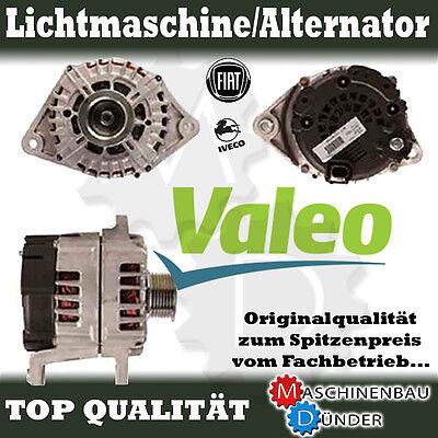 Lichtmaschine Generator  Valeo 180A Fiat Ducato Bus  Kasten  Pritsche