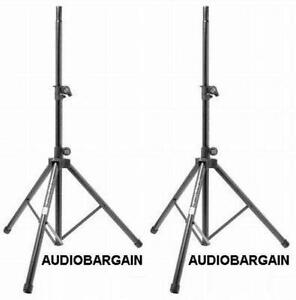 2-On-Stage-SS7761B-SPEAKER-LIGHT-STANDS-BEST-OFFER