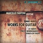 Toms Marco: Works for Guitar (CD, Feb-2012, Dynamic (not USA))
