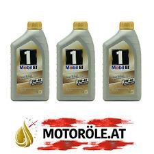 3 Liter Mobil 1 FS 0W-40 Motoröl - MB-Freigabe 229.5