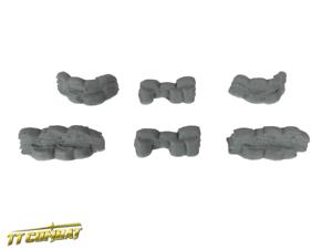 TTCombat-Si-Fi-Gothic-SFGRA002-Sandbags-great-for-40K
