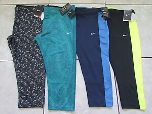 NIKE-DRI-FIT-WOMENS-PERFORMANCE-RUNNING-CROPPED-LEGGINGS-PLUS-SIZE-NWT
