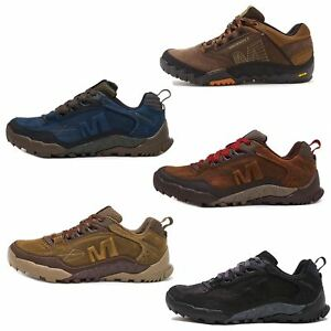 Merrell-Annex-Track-Low-Trainers-in-Cloudy-amp-Clay-Brown-amp-Sodalite-Blue
