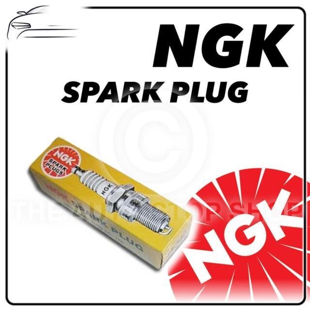 1x NGK Bujía de Encendido Numero Pieza CR6EH-9 Stock N.º 2688 Original