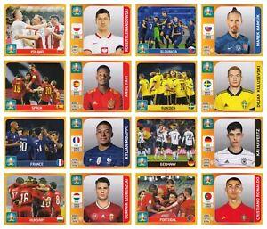 FIGURINE PANINI EURO 2020 TOURNAMENT EDITION #455 - #678 SCEGLI LA TUA FIGURINA