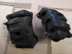 JEEP-GRAND-CHEROKEE-2-7-CRD-WJ-2001-FRONT-BRAKE-CALIPERS-PAIR