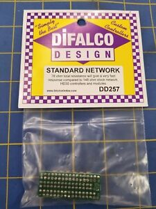 Difalco HD30 Standard Resistor Network - Fast response - DD-257