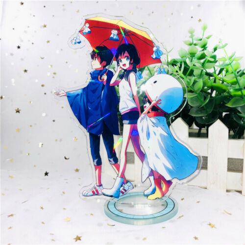 Tenki no Ko Weathering with you Amano Hina Suga Keisuke Stand Figure Model Decor