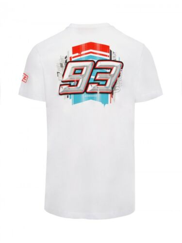 Marc Marquez 2018 Home Grand Prix Power Up t/'shirt 18 33029