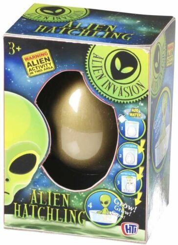 Grand Alien Oeuf à Couver extra-terrestre Breeding couver Toy Alien Invasion