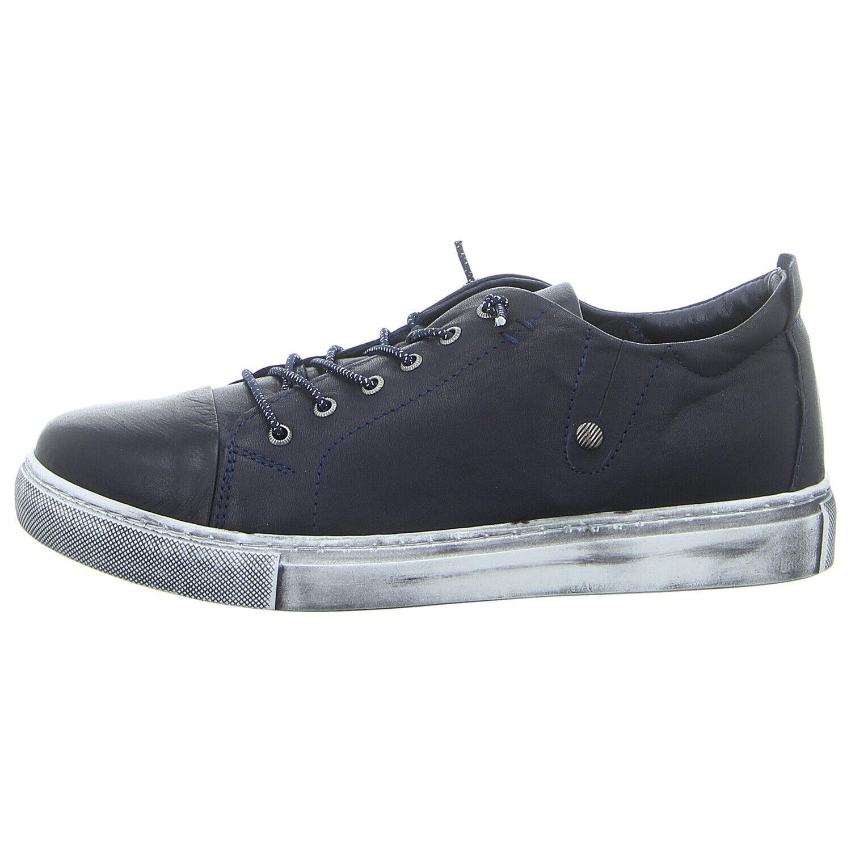 ANDREA CONTI Schuhe Schnürschuh 0348737017 blau NEU