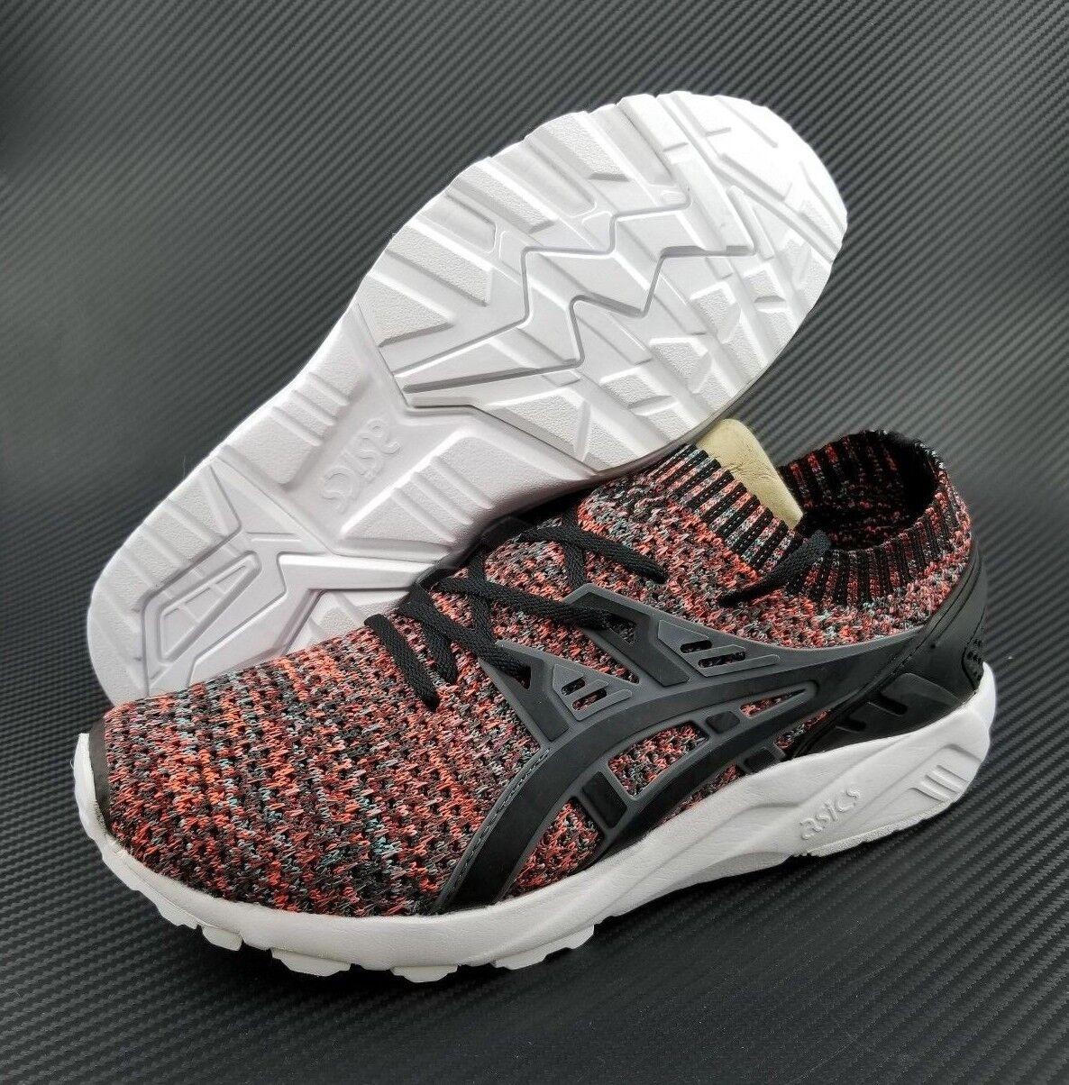 NEW ASICS Tiger Gel Kayano Size Shoes 8 Men's Knit Running Shoes Size HN7Q4 69dda5