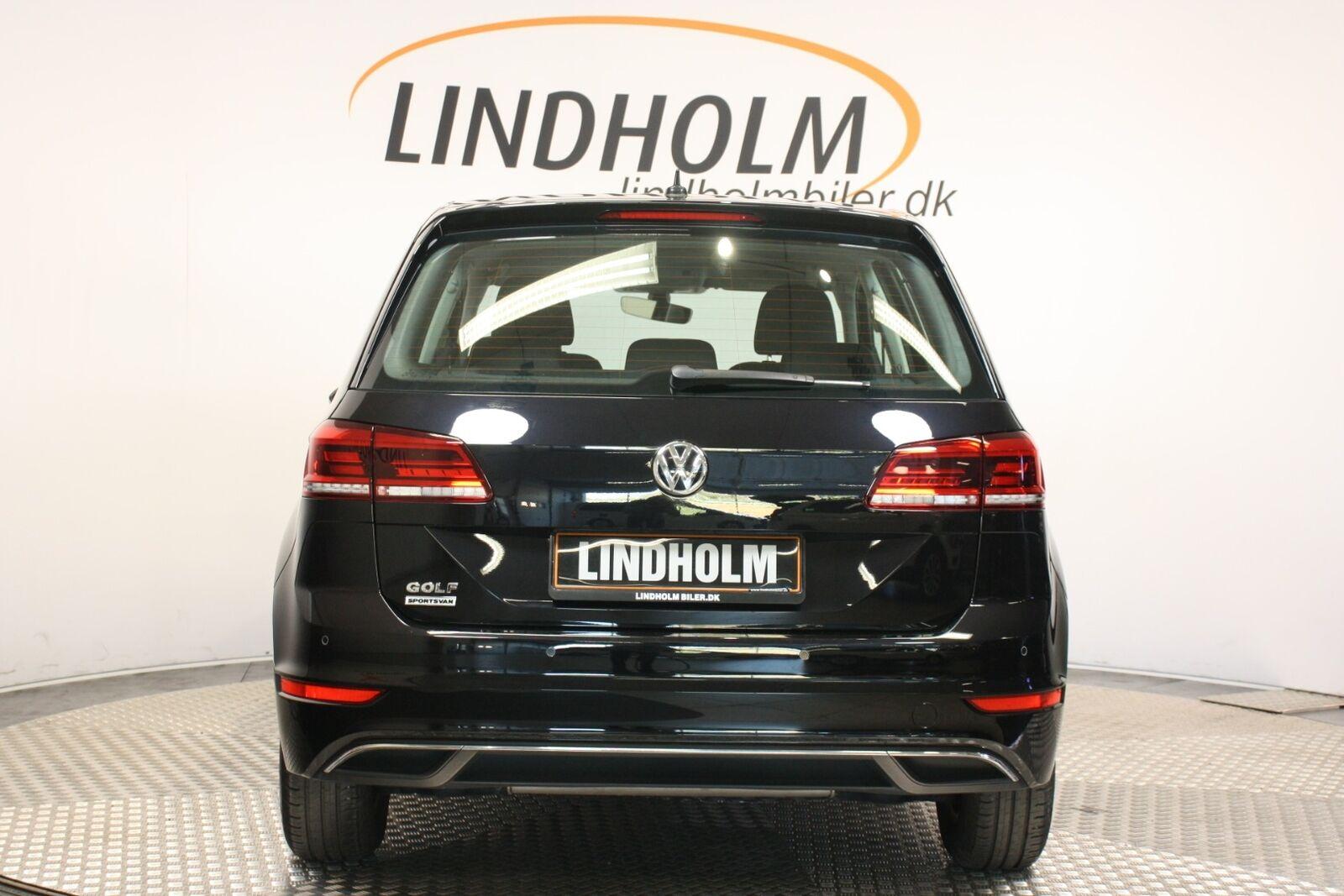 VW Golf Sportsvan TSi 130 Comfortline DSG