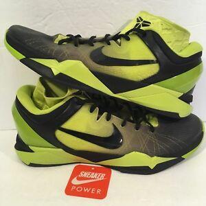 huge discount 8ad6e c49a6 Image is loading Nike-Zoom-Kobe-System-7-VII-ID-Sz-