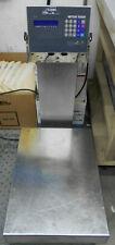Mettler Toledo 120v Lynx Scale Head Amp 17 58w X 23 12l Base