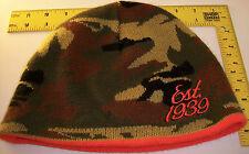 Peterbilt ~ Camo winter Toboggan beanie Hat