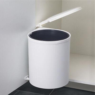 Häfele Einfach-Abfallsammler 13 Liter Mülleimer zum Einbauen Küche ...