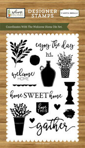 Carta Bella WELCOME HOME 6x6 Scrapbook Paper Pad