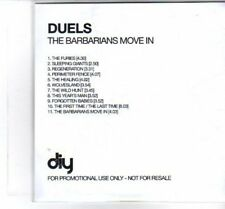 (DF188) Duels, The Barbarians Move In - DJ CD