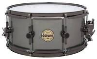 Ddrum Vintone 6.5x14 Snare Aluminum Snare Drum, Vt Sd 65x14 Aluminum on sale
