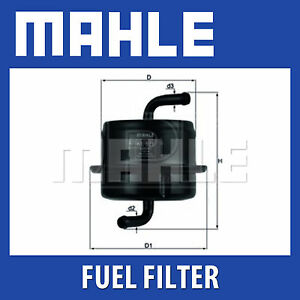 image is loading mahle-fuel-filter-kl521-fits-suzuki-swift-genuine-