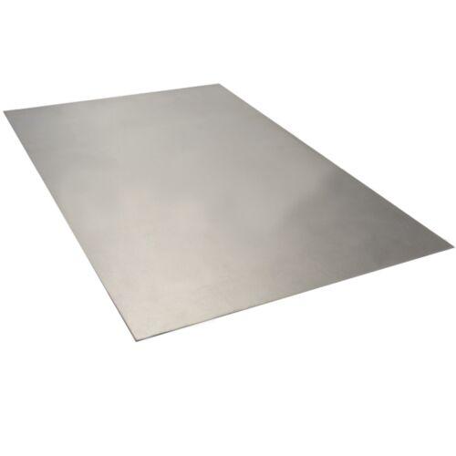 1 mm Feinblech Stahlblech Eisenblech Metall Blech DC01Größe 500x600 mm