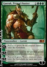 Garruk, Primal Hunter // Foil // NM // Magic 2013 // engl. // Magic Gathering