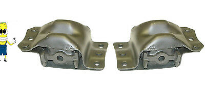 2 PCS Motor Mount Kit For GMC K2500 4X4 4WD V8 6.5L Diesel Engine 1992-2000
